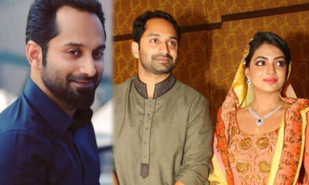 Fahadh Fazil revealed his first love