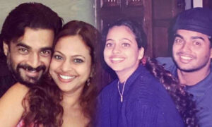 Madhavan and Saritha share their new happiness after 22 years