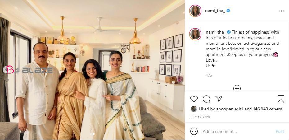 Namitha Pramod HouseWarming