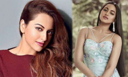 Sonakshi reacted to the troll against her being overweight