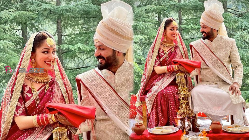 Yami Gautam ties the knot with Aditya Dhar