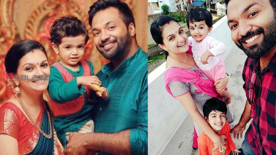 saranya mohan about family