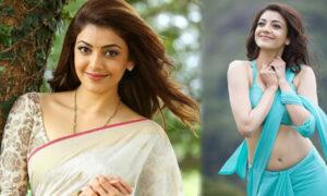 Kajal Agarwal maintains glamor