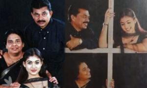 Nayanthara father
