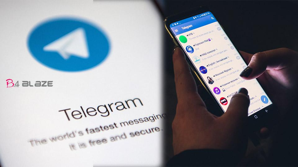 New news worries Telegram users