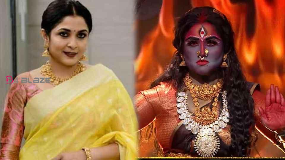 Ramya Krishnan shouted to Vanitha