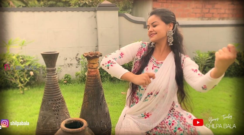 Shilpa-bala-with-Mother