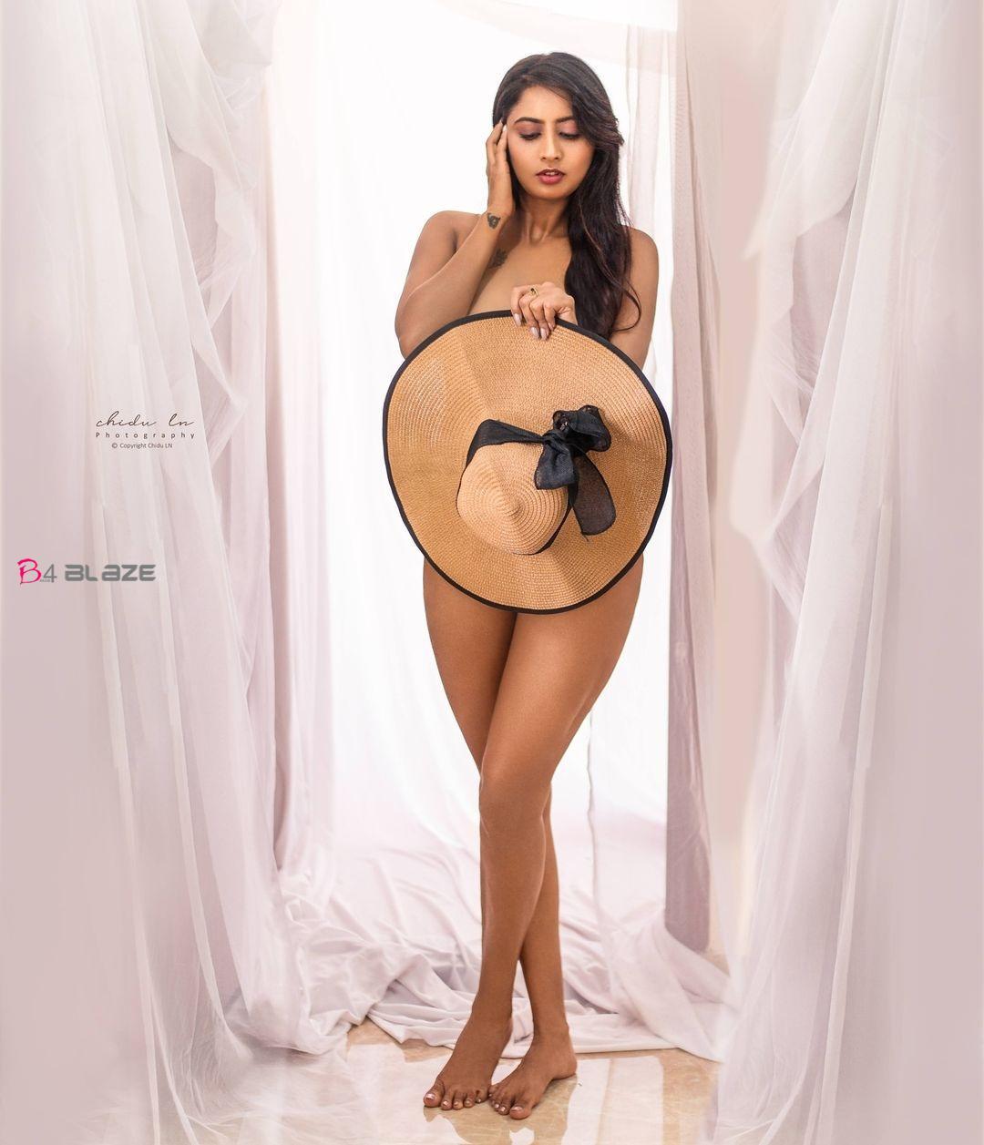 Actress Shubha Raksha's Hot photoshoot