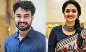 Tovino Thomas and Keerthi Suresh new filmTovino Thomas and Keerthi Suresh new film