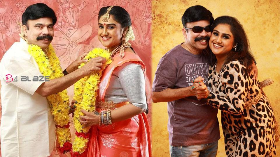 Vanitha-Vijaykumar-about her new marraige
