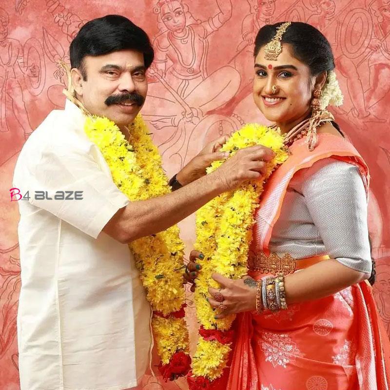 Vanitha-Vijaykumar-and-new-Husband