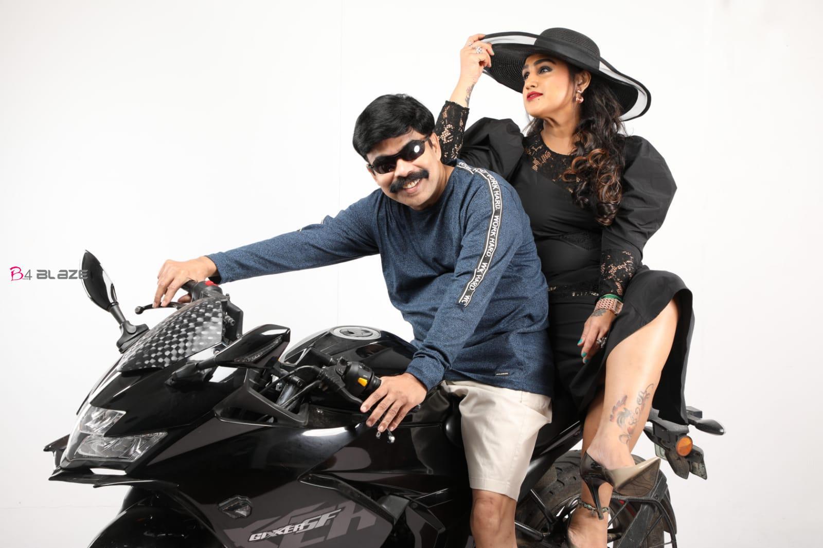 Vanitha-Vijaykumar-with-new-Husband