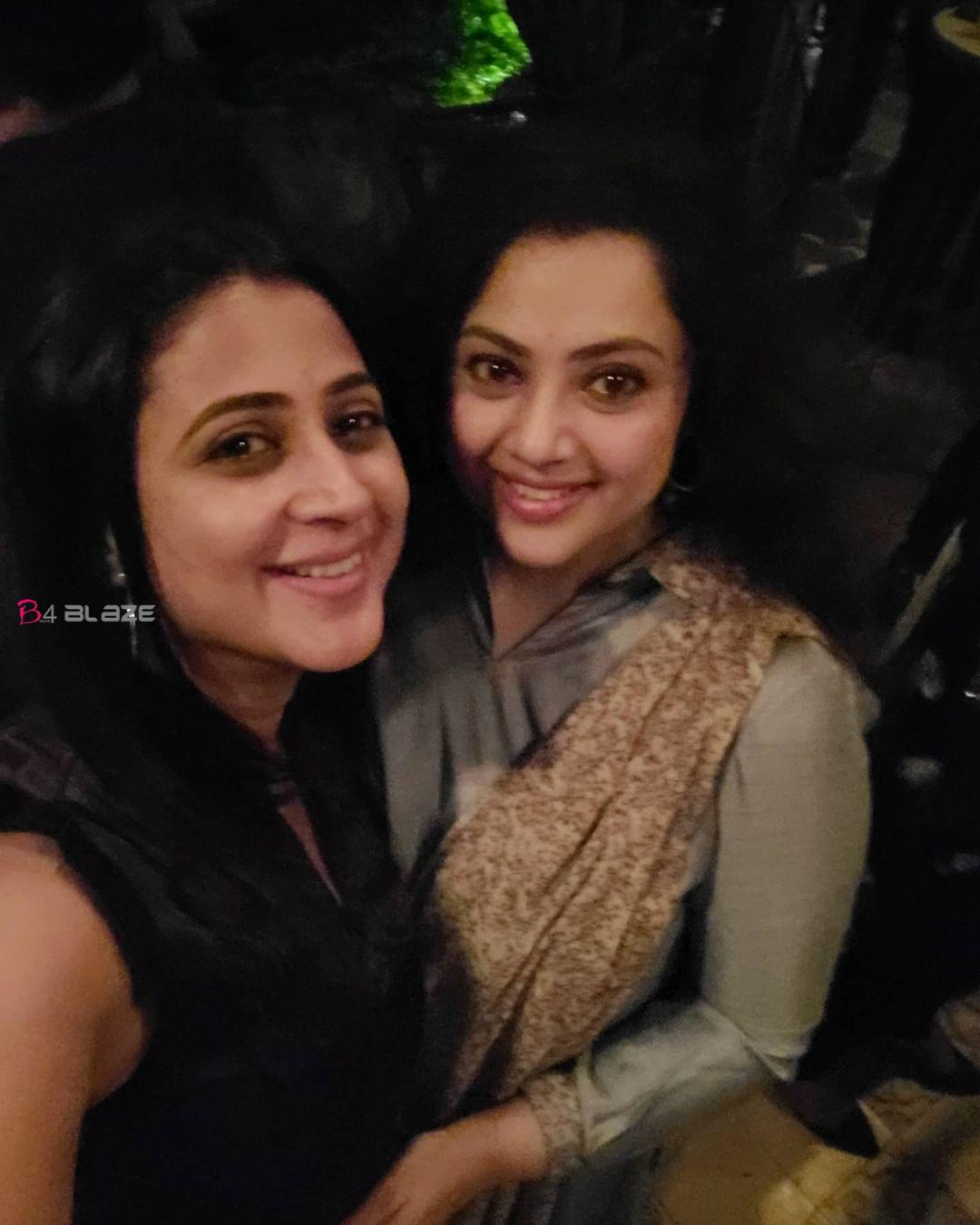 Kaniha with Meena