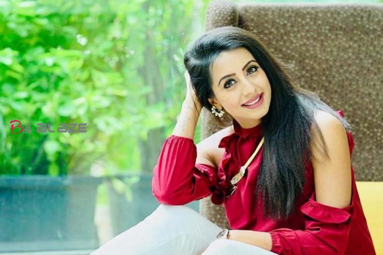 Sanjana Galrani admitted hospital