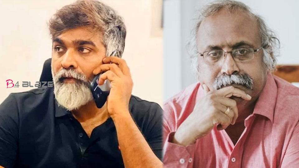Vijay Sethupathi helped Balaji Sakthivel