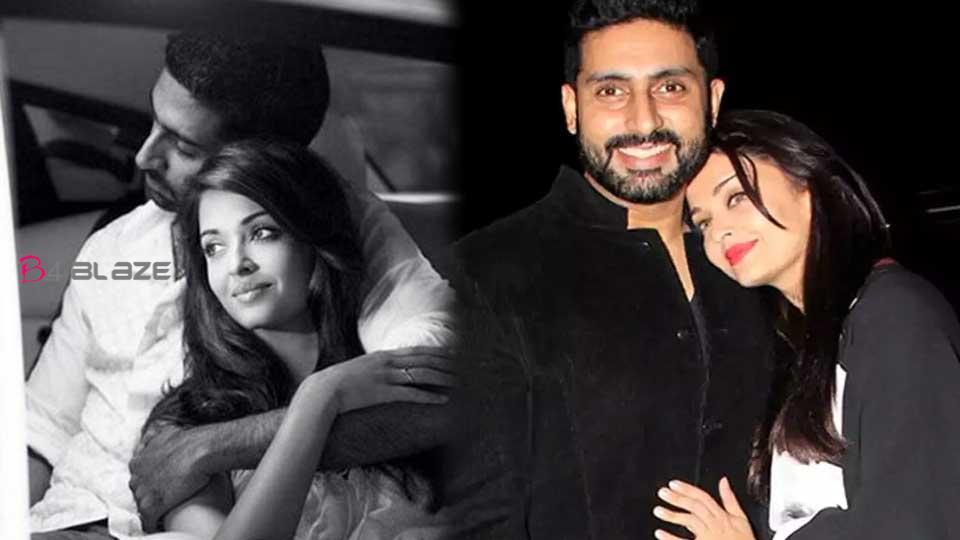 Aishwarya and Abhishek