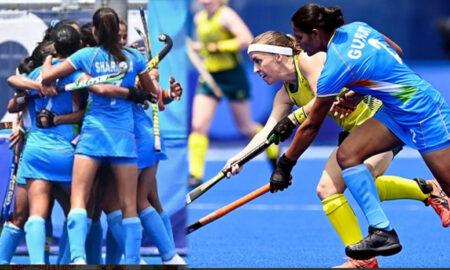 tokyo olympics India womens hocky team