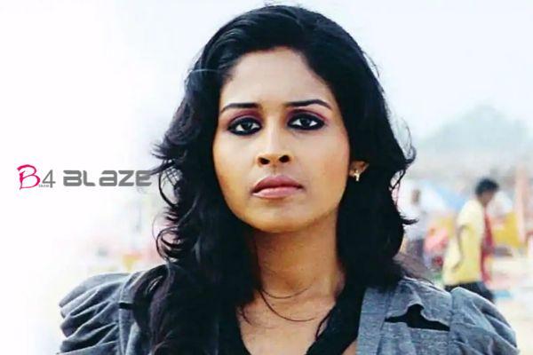 Malyalam actress Leena Maria Paul